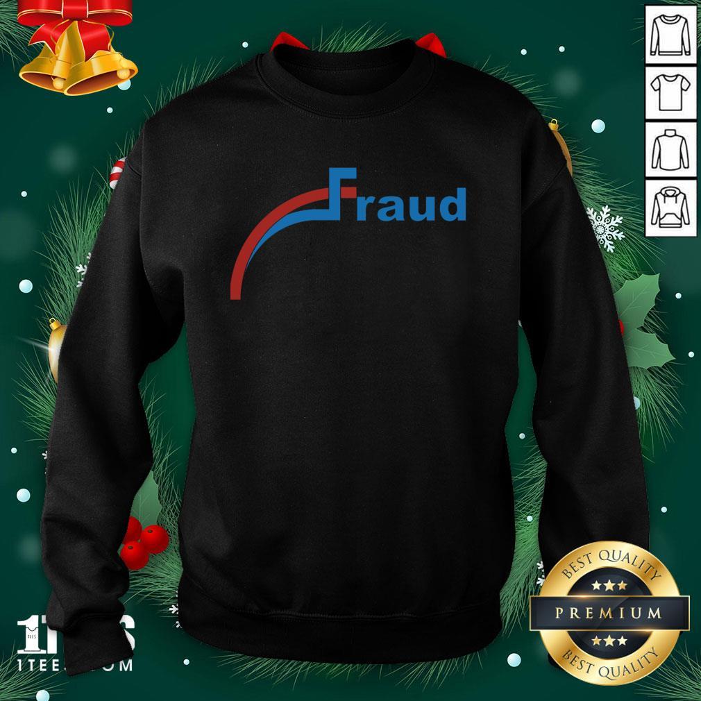 Perfect Trump 2020 President Election Political Fraud Vote Sweatshirt - Design By 1tee.com
