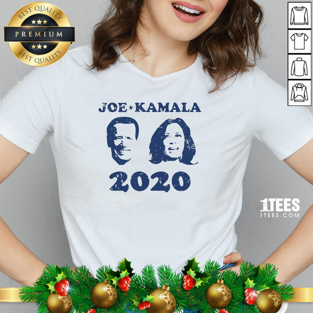 Premium Joe Biden Kamala Harris President 2020 V-neck