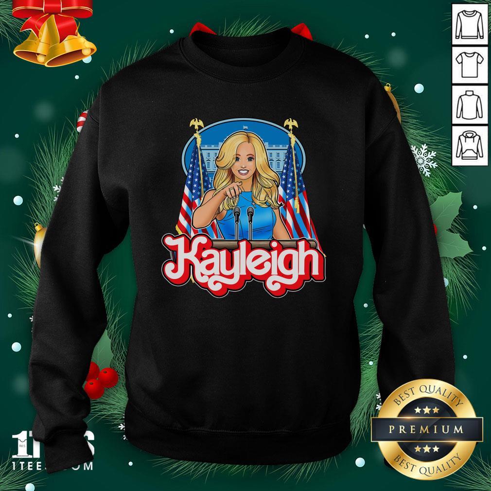Pretty Kayleigh Barbie Sweatshirt - Design By 1tee.com