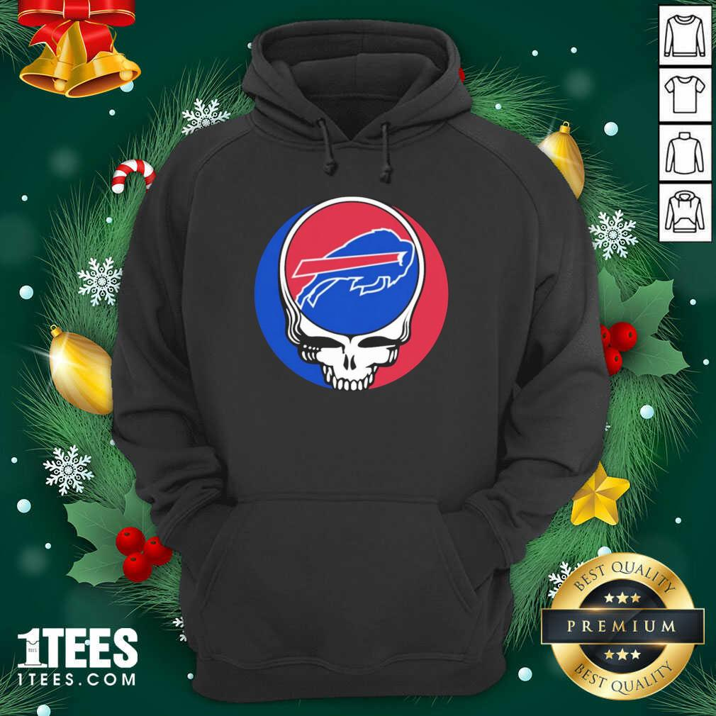 Grateful Dead Buffalo Bills Hoodie- Design By 1tees.com