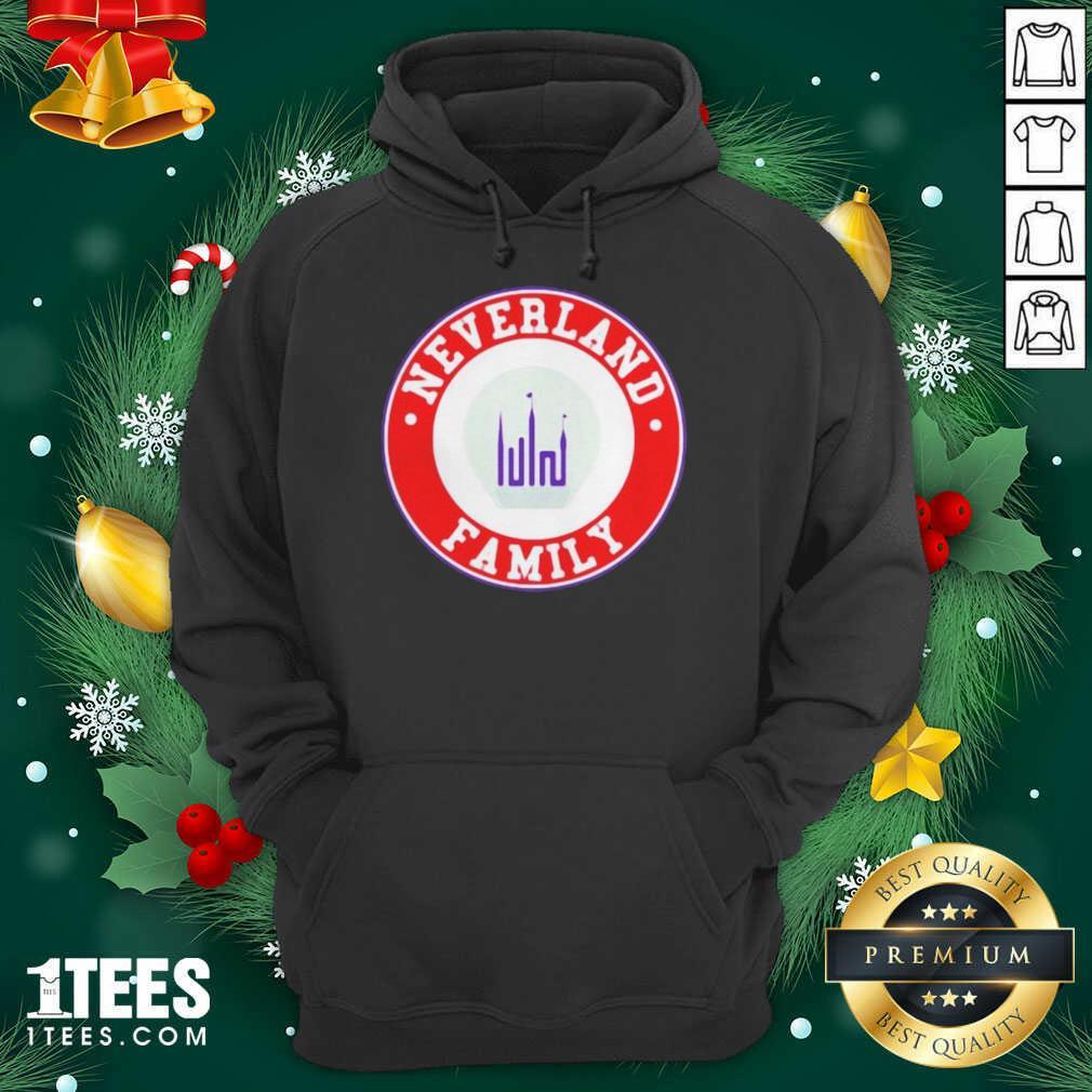 Gidle Neverland Family Logo Emblem Hoodie- Design By 1Tees.com