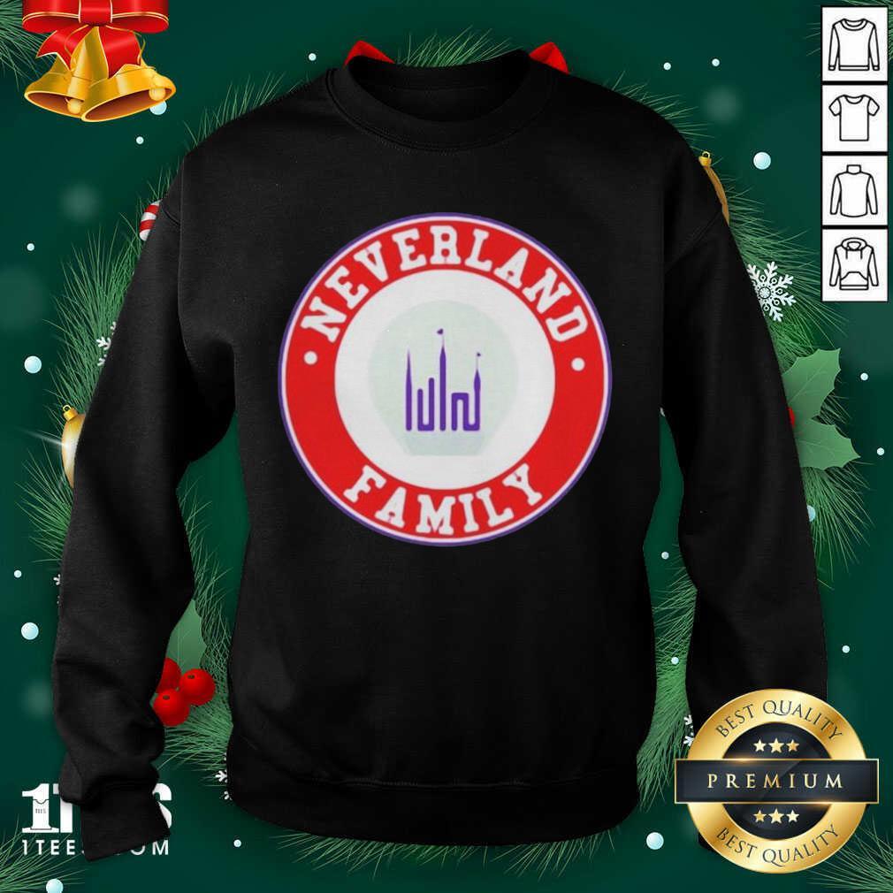 Gidle Neverland Family Logo Emblem Sweatshirt- Design By 1Tees.com