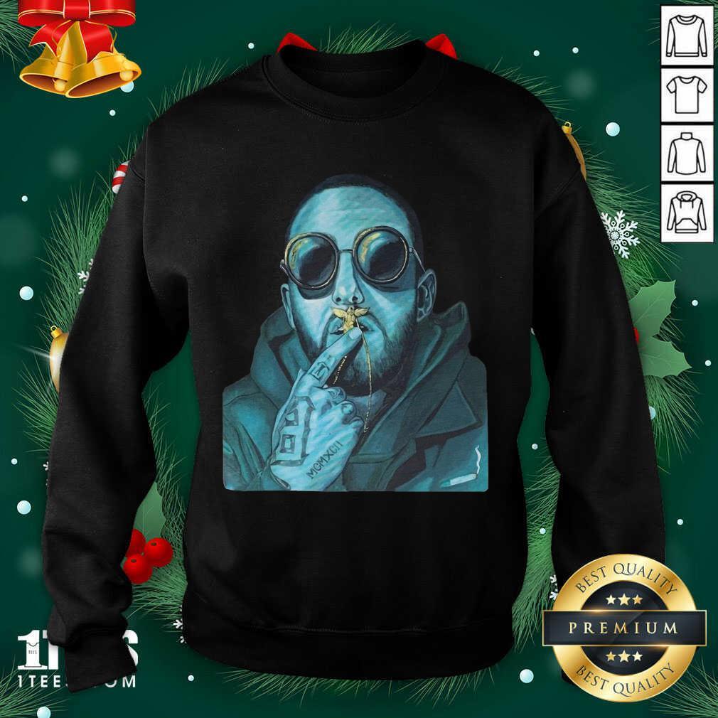 Mac Miller Sweatshirt- Design By 1tees.com