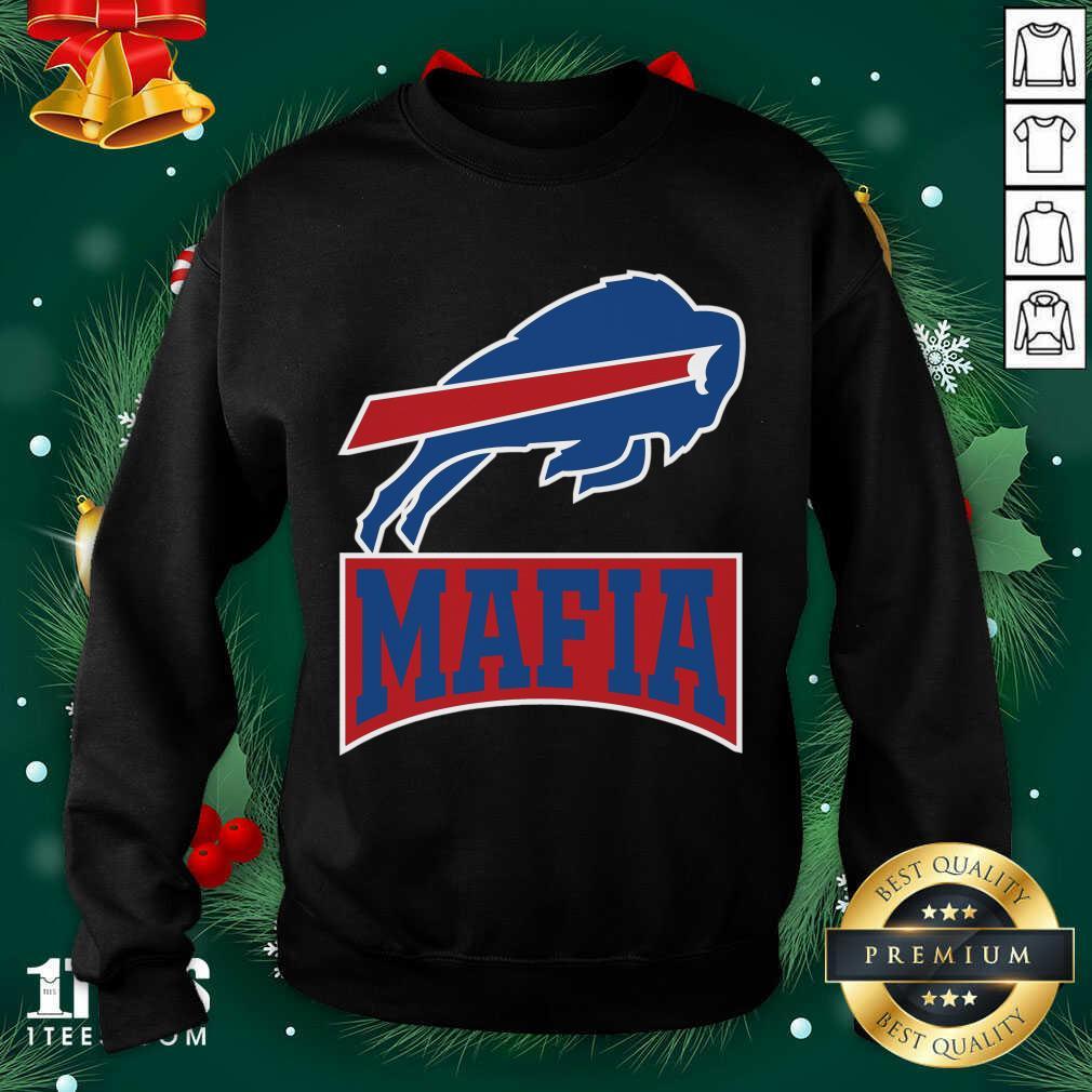 Buffalo Bills Mafia 2020 Sweatshirt- Design By 1Tees.com