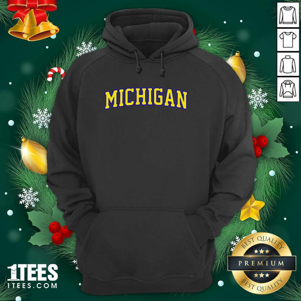 Michigan State Hoodie- Design By 1Tees.com