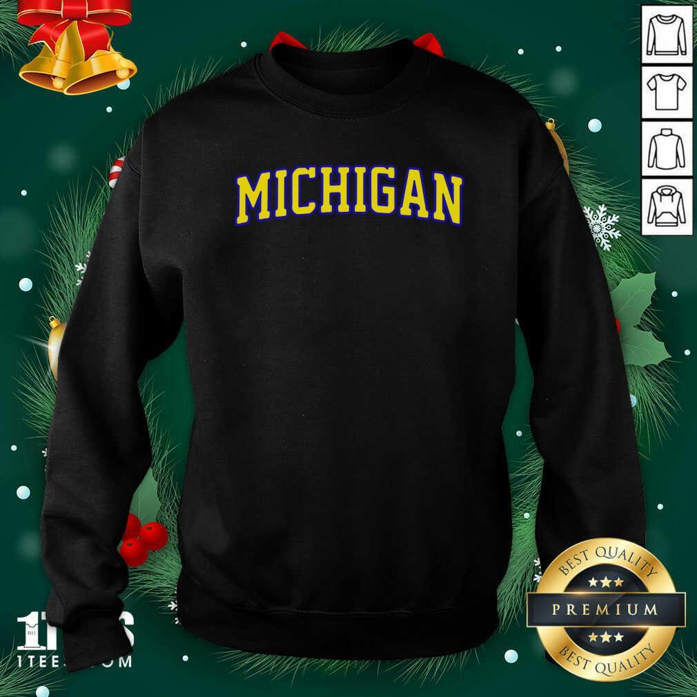 Michigan State Sweatshirt- Design By 1tees.com