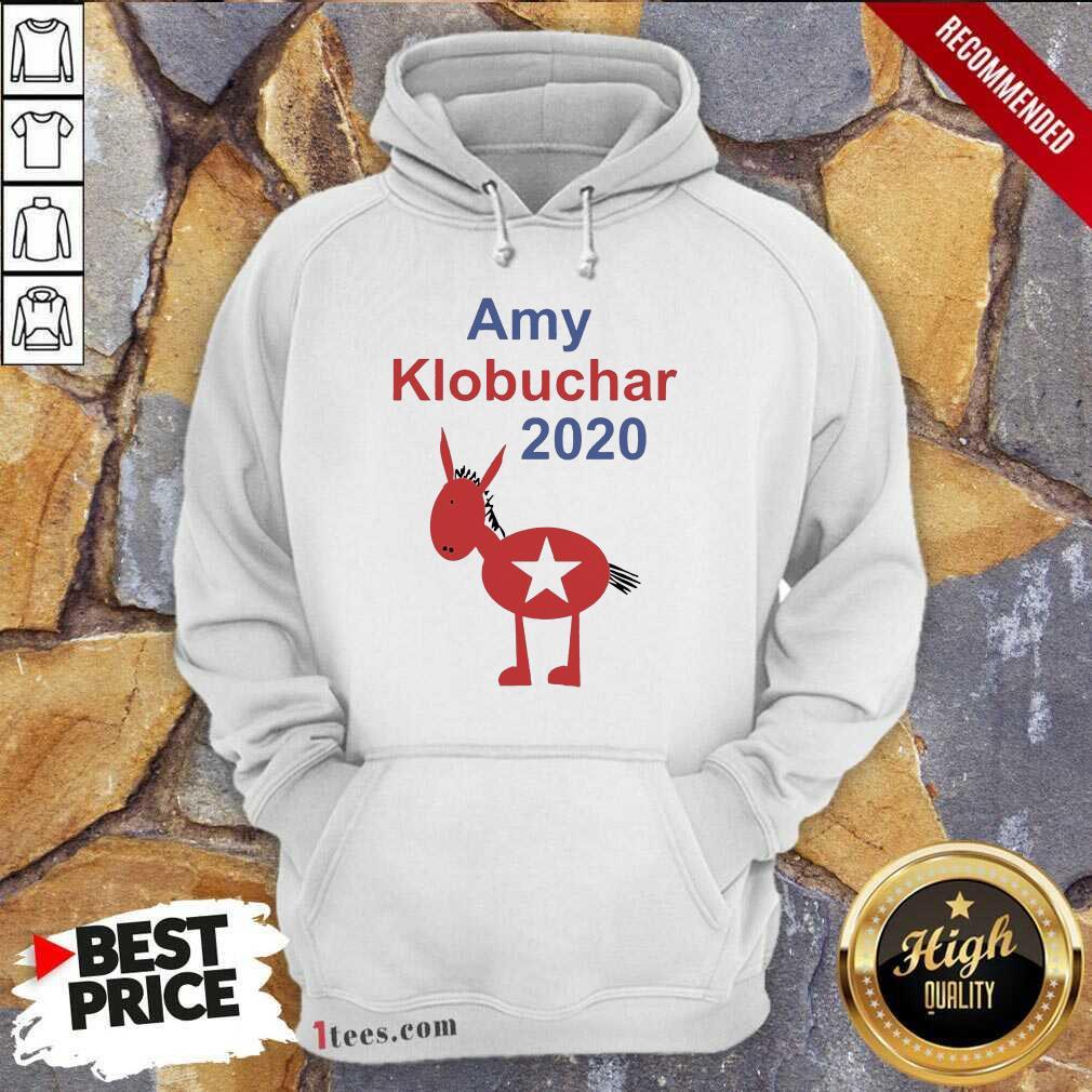 Amy Klobuchar 2021 Hoodie- Design By 1Tees.com