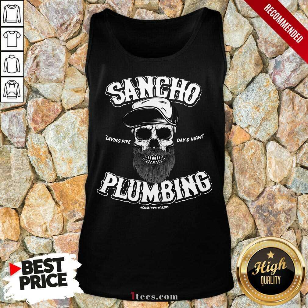Sancho Plumbing Co Tank Top