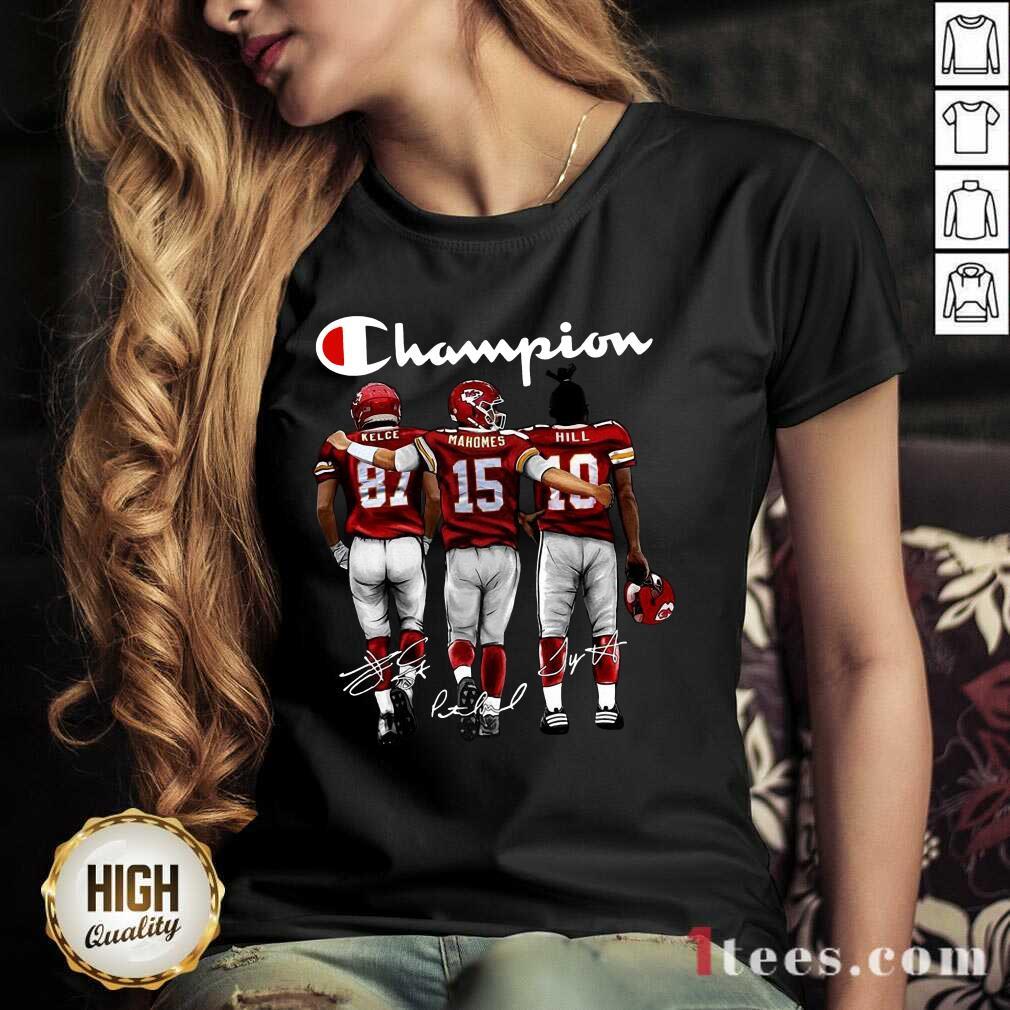 Alabama Crimson Tide Mac Jones Najee Harris And Devonta Smith Mvp Champions Signatures Sweatshirt-Design By 1Tees.com