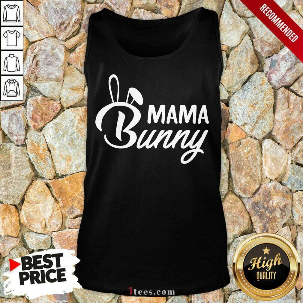 Nonplussed Mama Bunny 2021 Tank Top