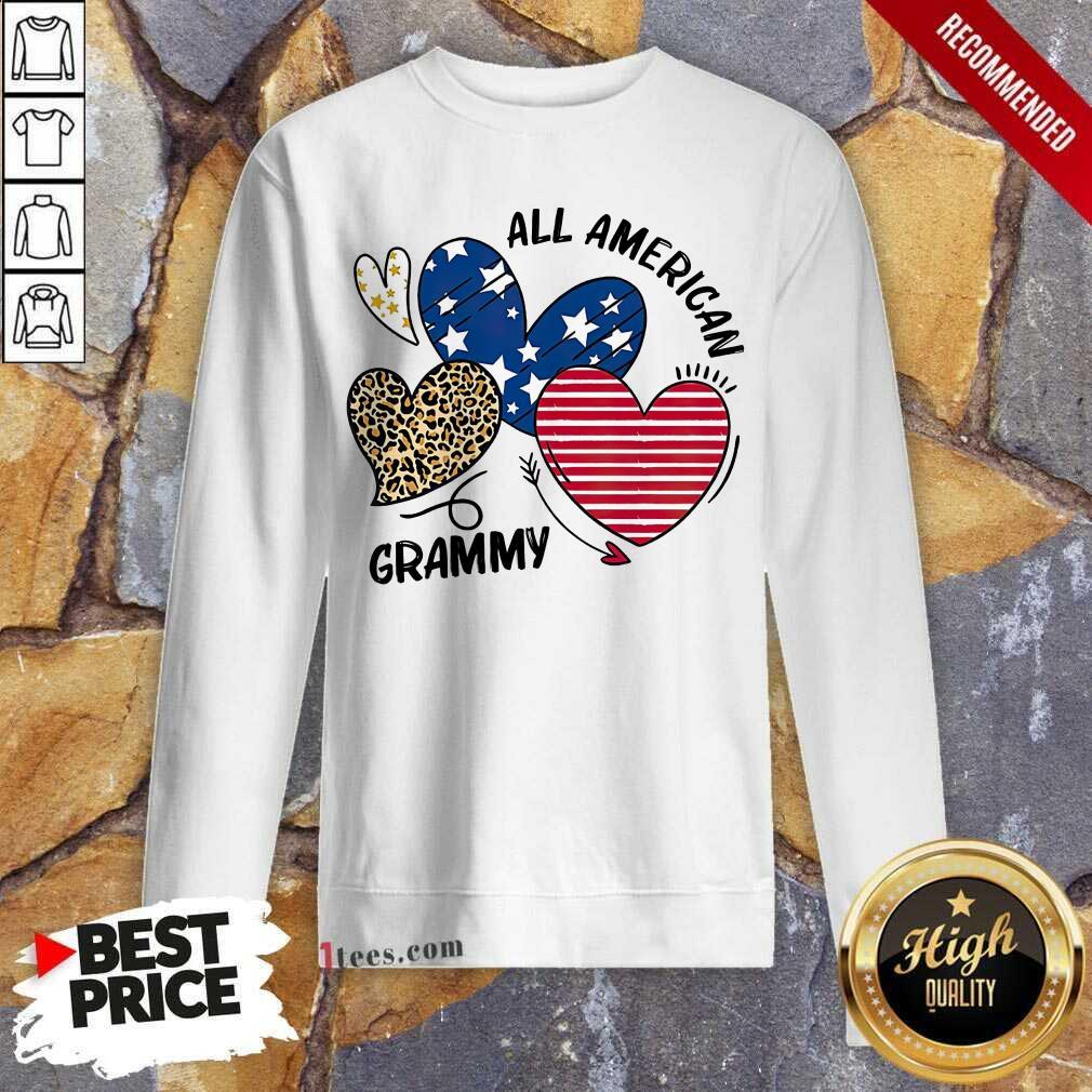 All American Grammy Sweatshirt