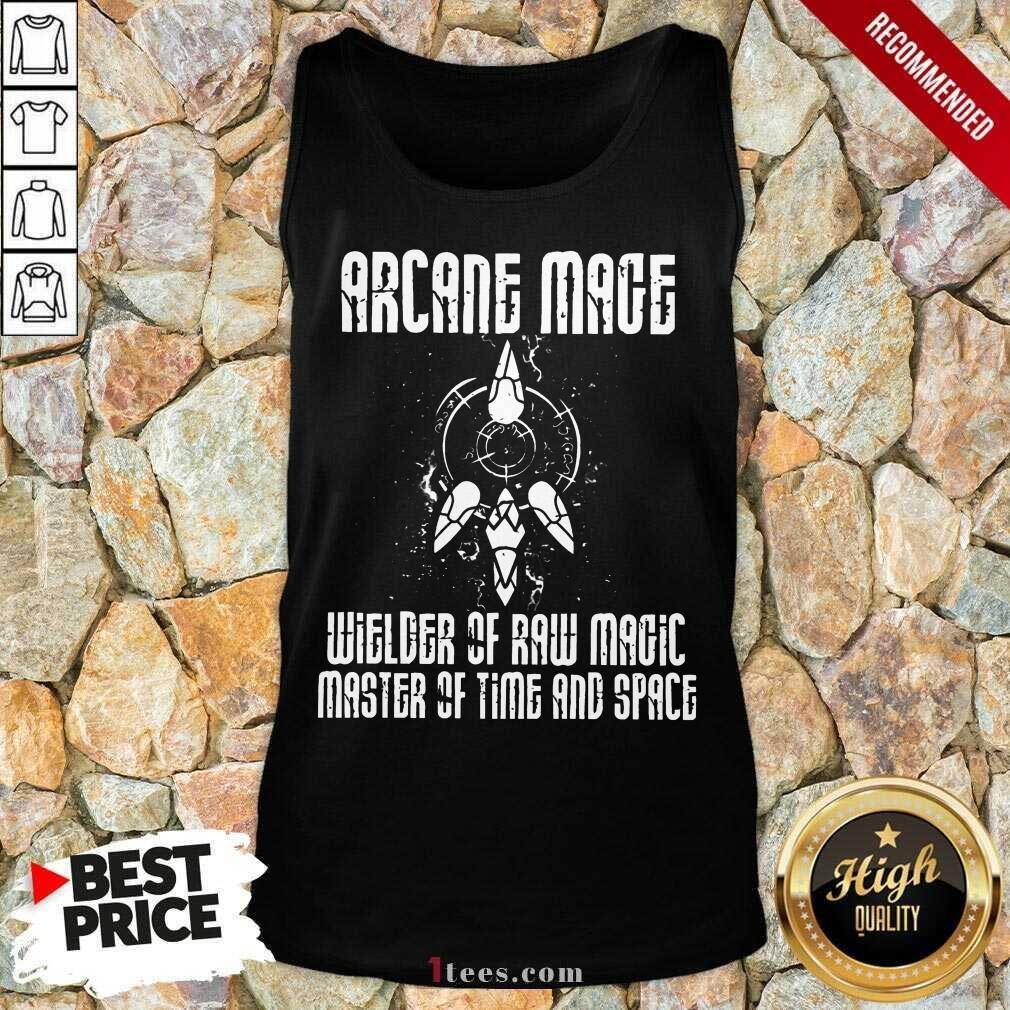 Arcane Mage Tank Top