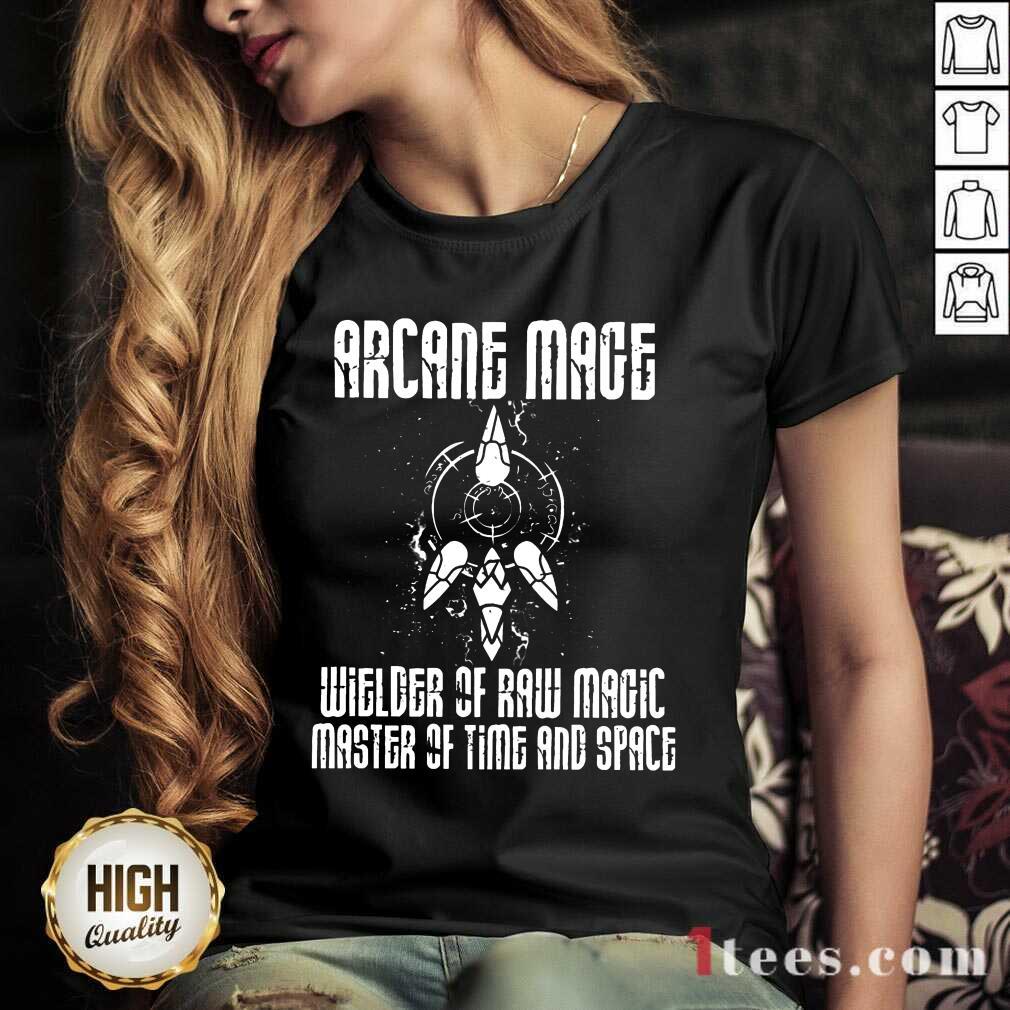 Arcane Mage V-neck