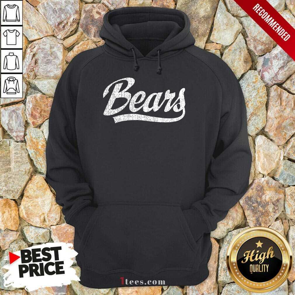 Bears Hoodie