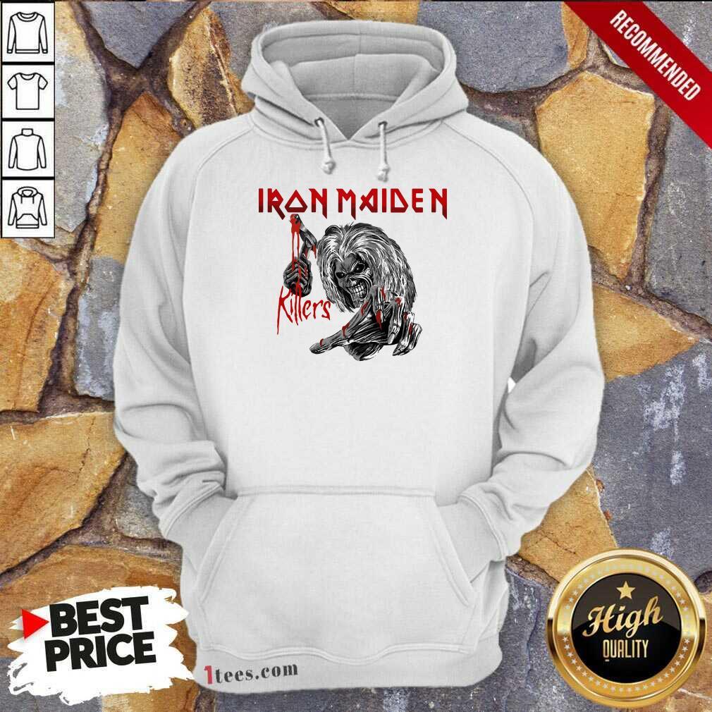 Iron Maiden Killers Hoodie