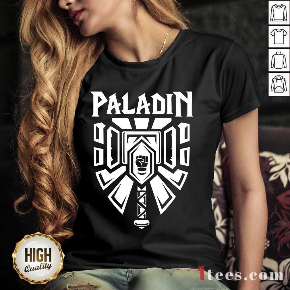 Paladin V-neck