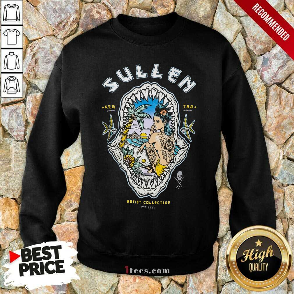 Sullen Shark Sunset Sweatshirt