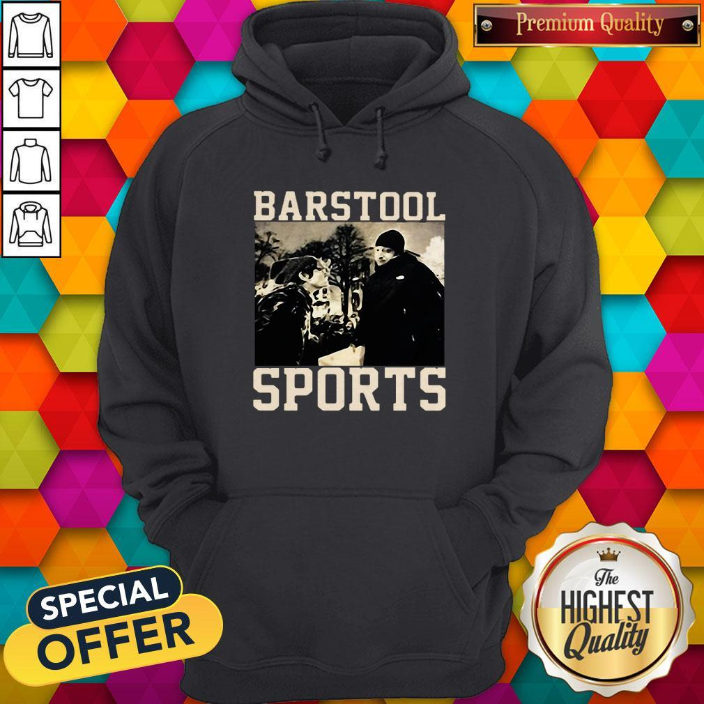 Awesome Barstool Sports Dave Portnoy Hoodie