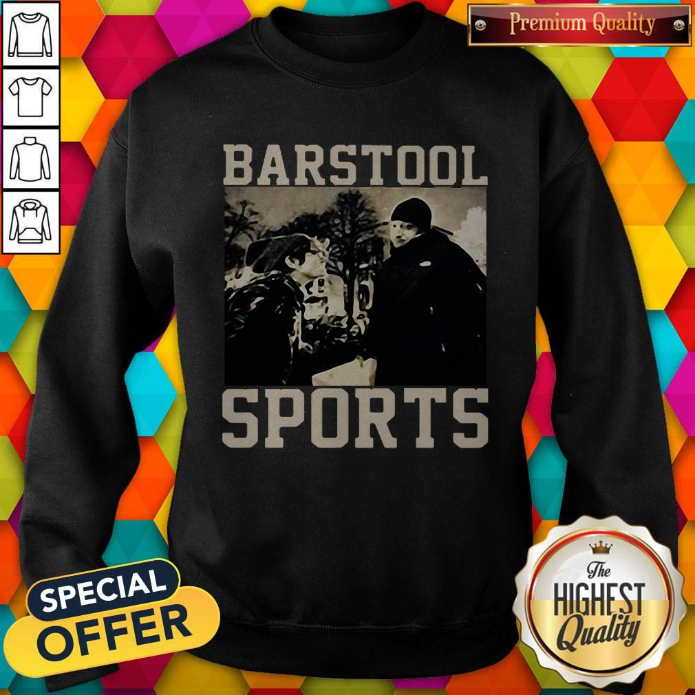 Awesome Barstool Sports Dave Portnoy Sweatshirt