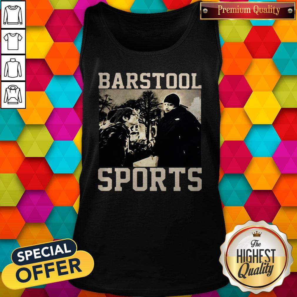 Awesome Barstool Sports Dave Portnoy Tank Top