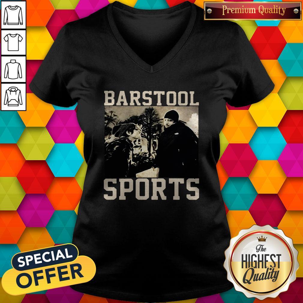 Awesome Barstool Sports Dave Portnoy V-neck