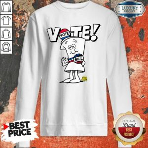 Awesome Schoolhouse Rock Vote With Bill Sweatshirt