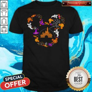 Nice Mickey Mouse Disney Halloween Shirt