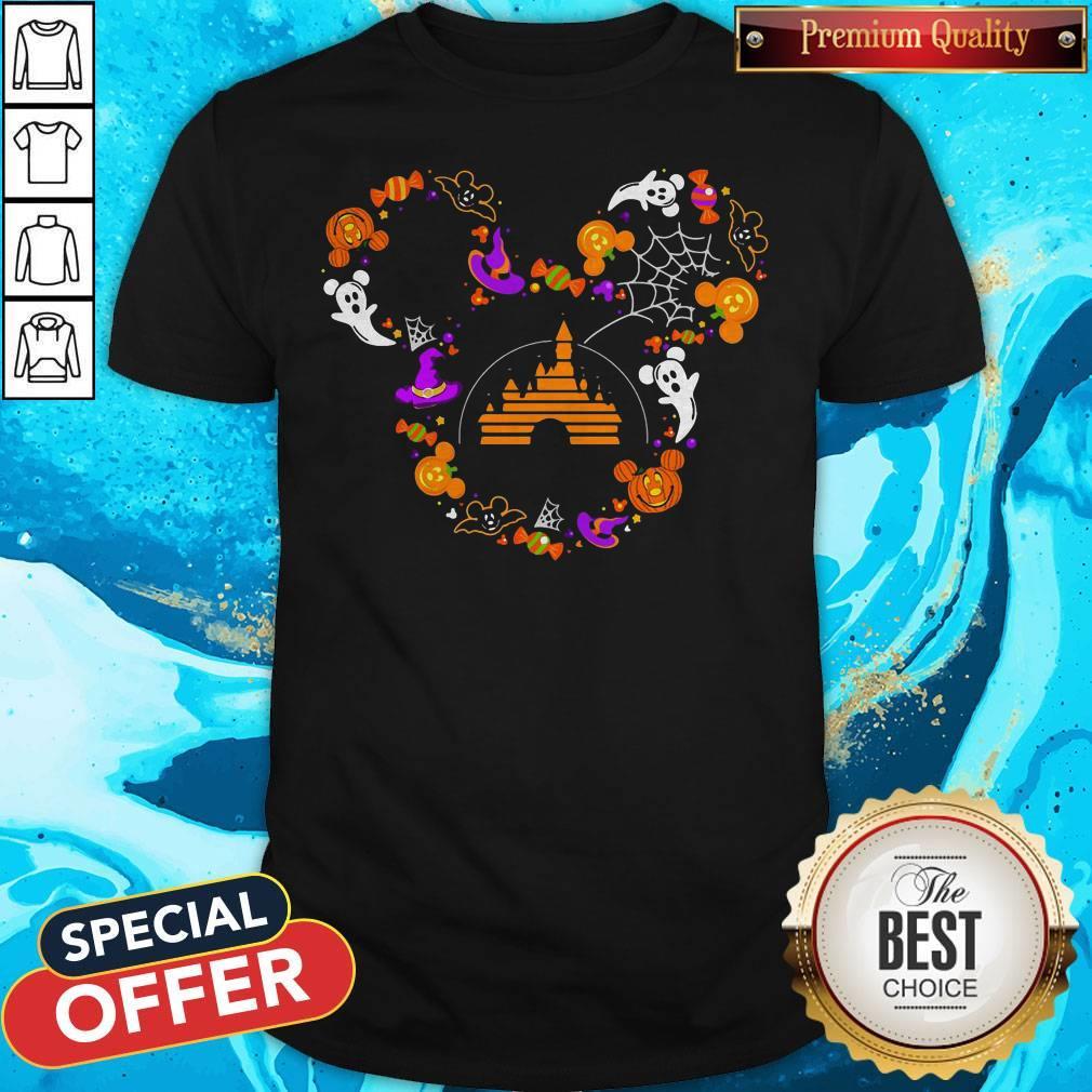 Nice Mickey Mouse Disney Halloween Shirt