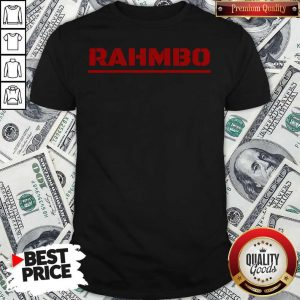 Nice Rahmbo Golf Official Shirt