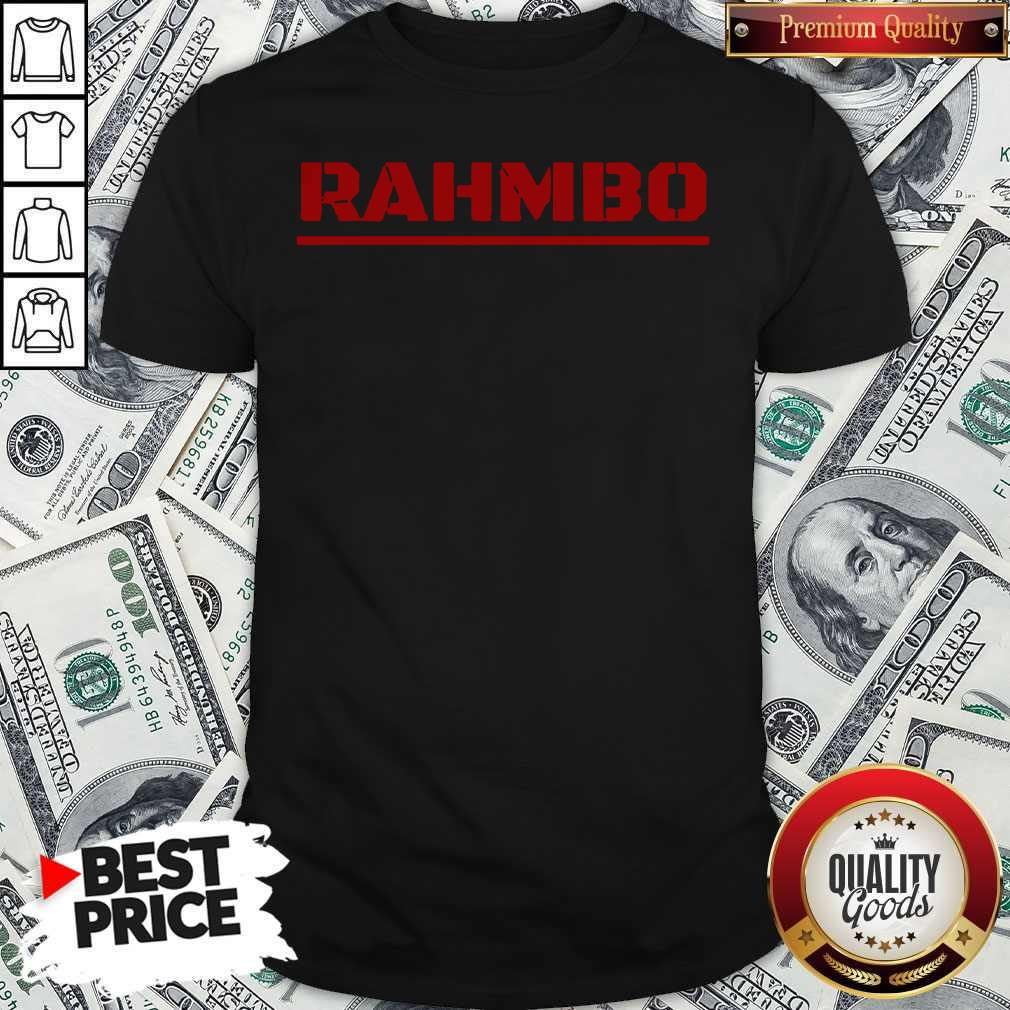 Nice Rahmbo Golf Official Shirt