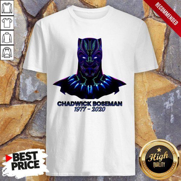Chadwick Boseman's 'Black Panther' Legacy Means Shirt