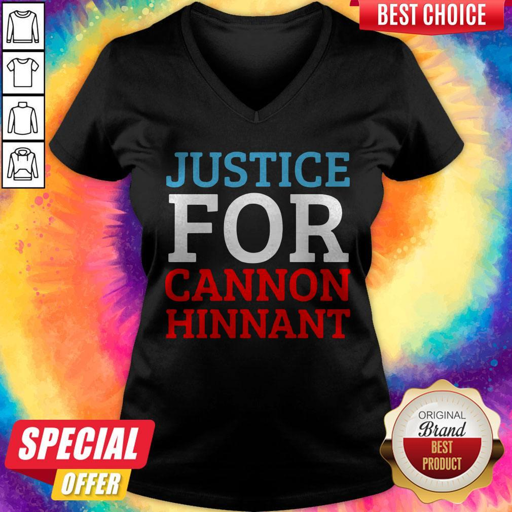 Nice Justice For Cannon Hinnant Hoodie