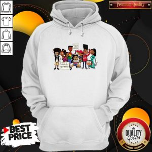 Official Black Lives Matter This A Movement Not Moment Hoodie
