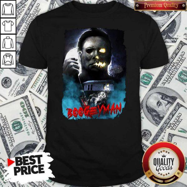 Official Michael Myers Boogeyman Shirt