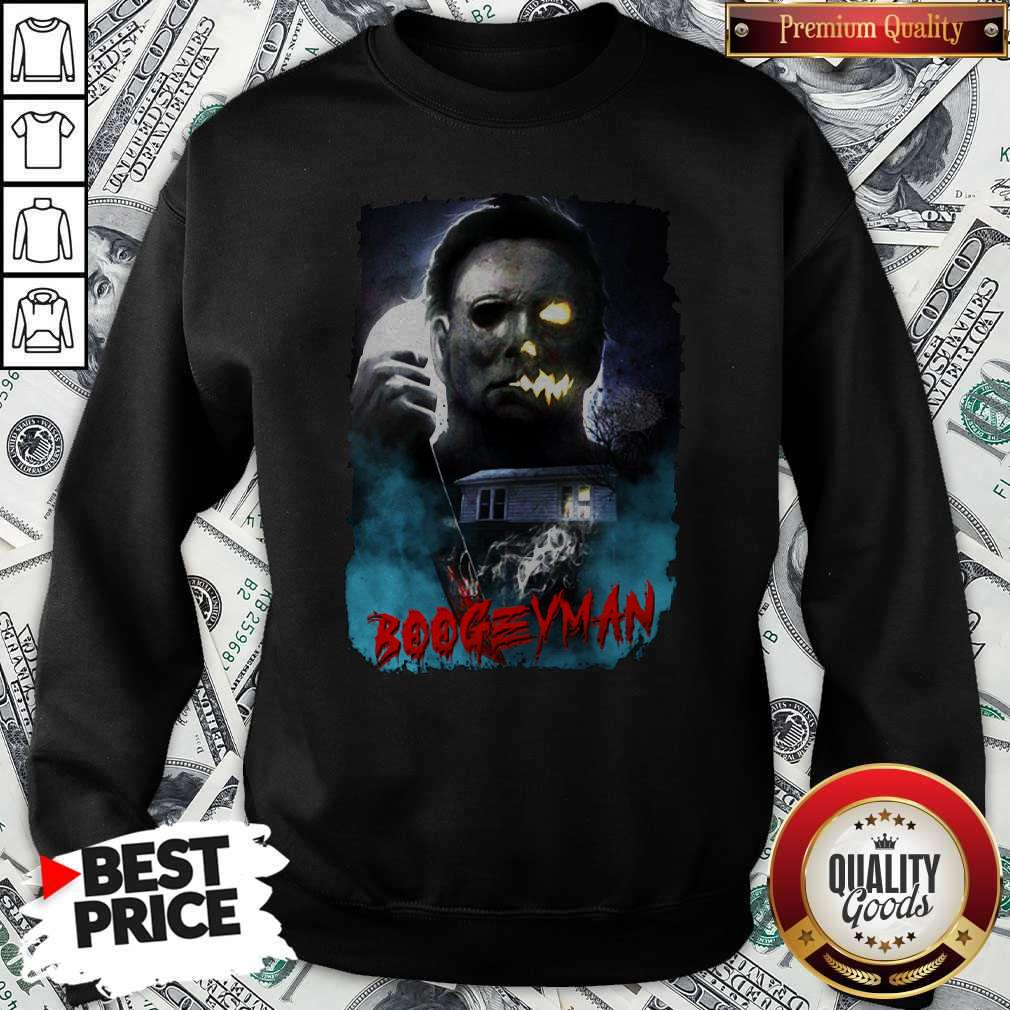 Official Michael Myers Boogeyman Sweatshirt