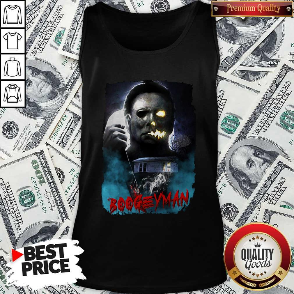 Official Michael Myers Boogeyman Tank Top