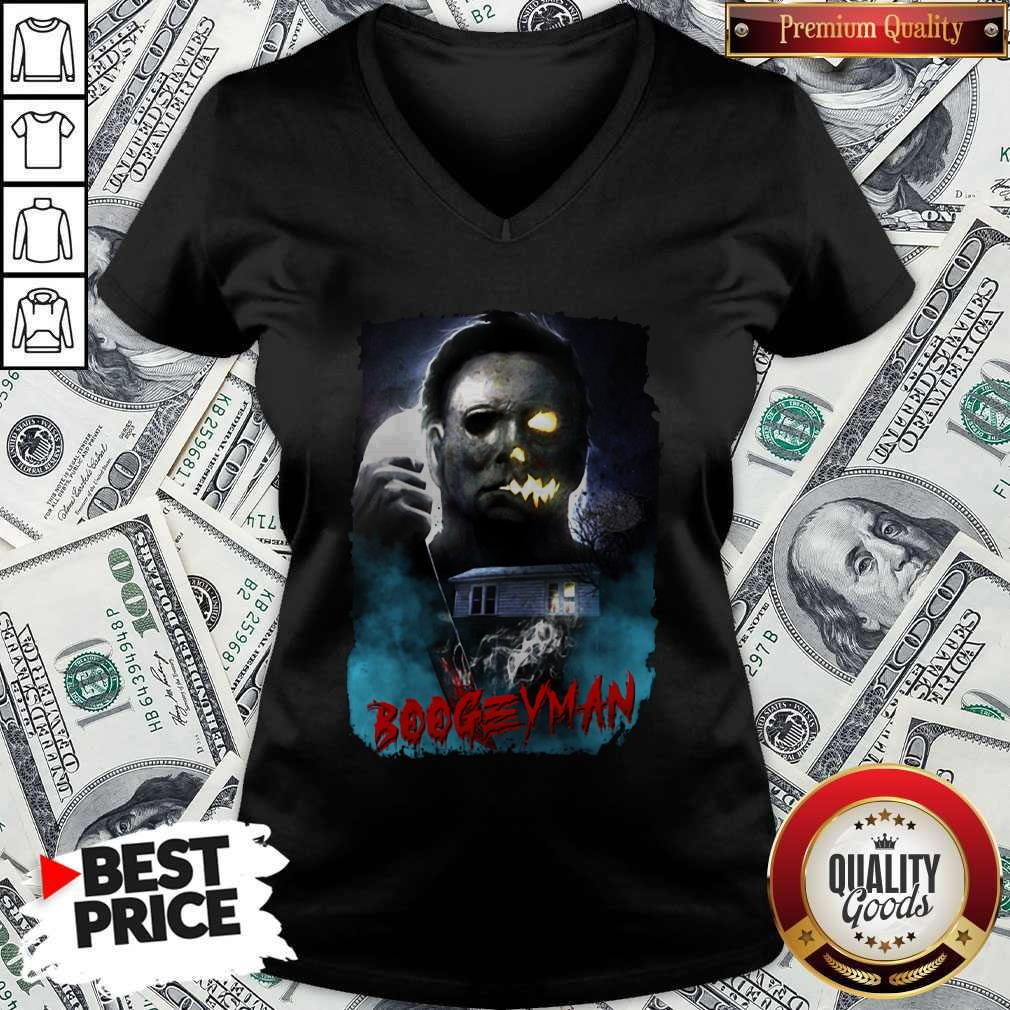 Official Michael Myers Boogeyman V-neck