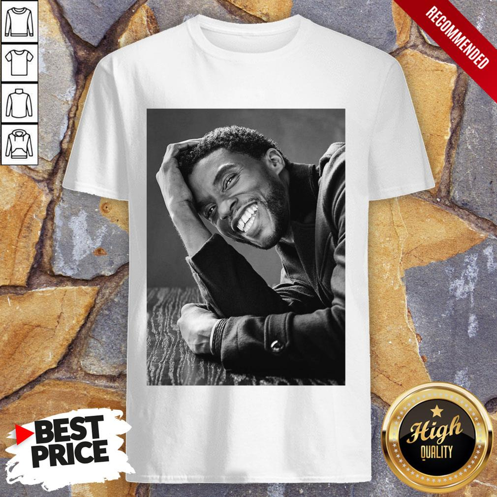 Official RIP Black Panther's Chadwick Boseman Shirt