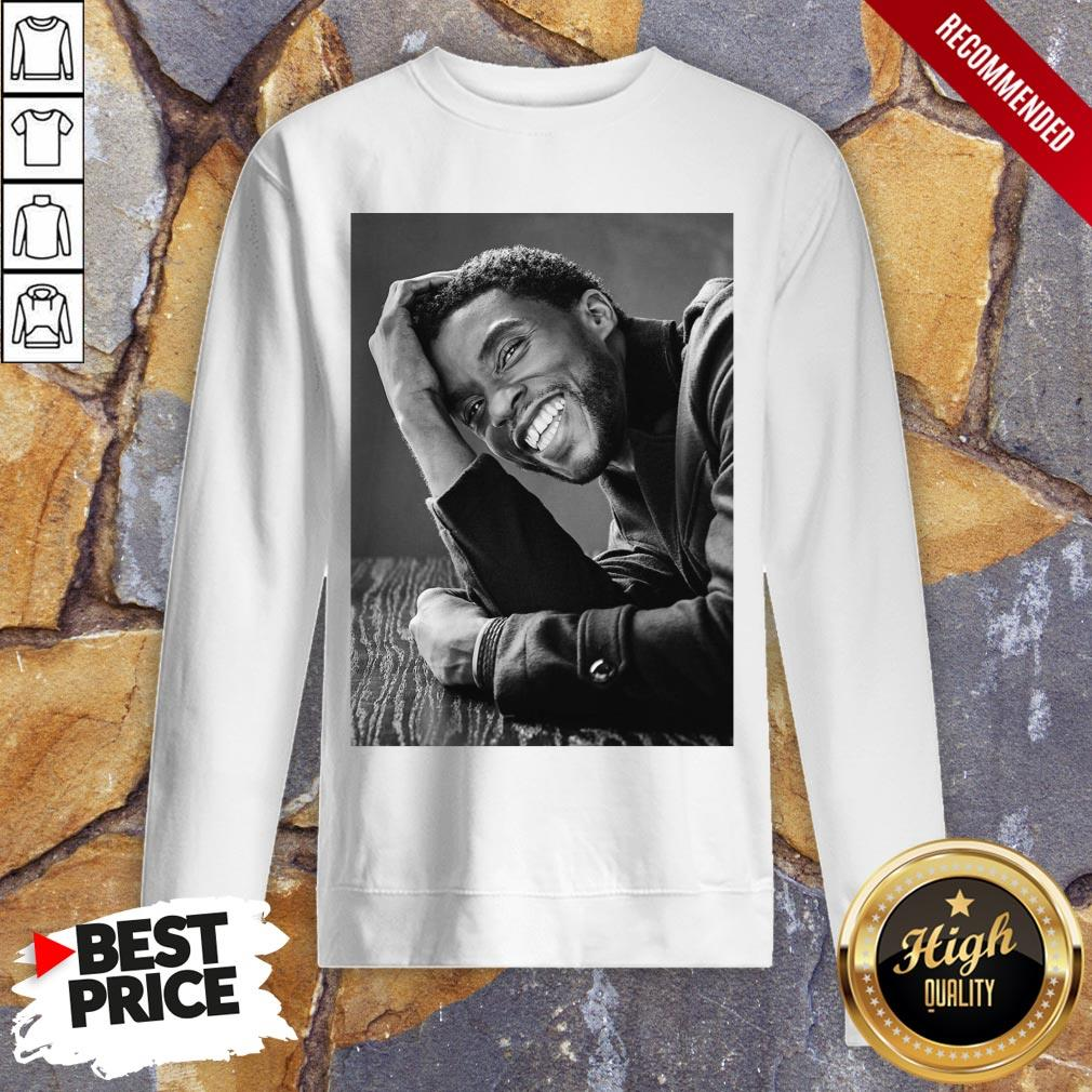 Official RIP Black Panther's Chadwick Boseman Sweatshirt