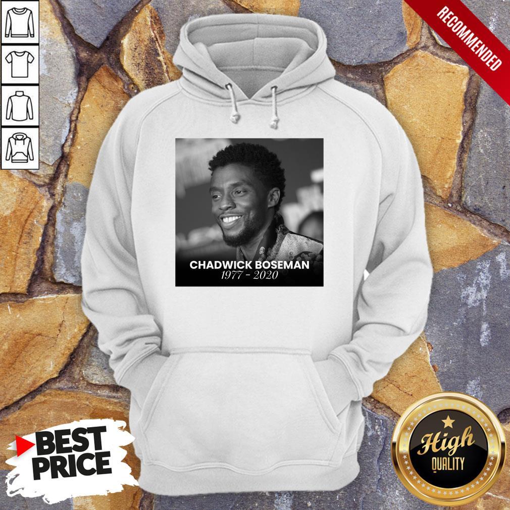 Official Rip Chadwick Boseman Hoodie