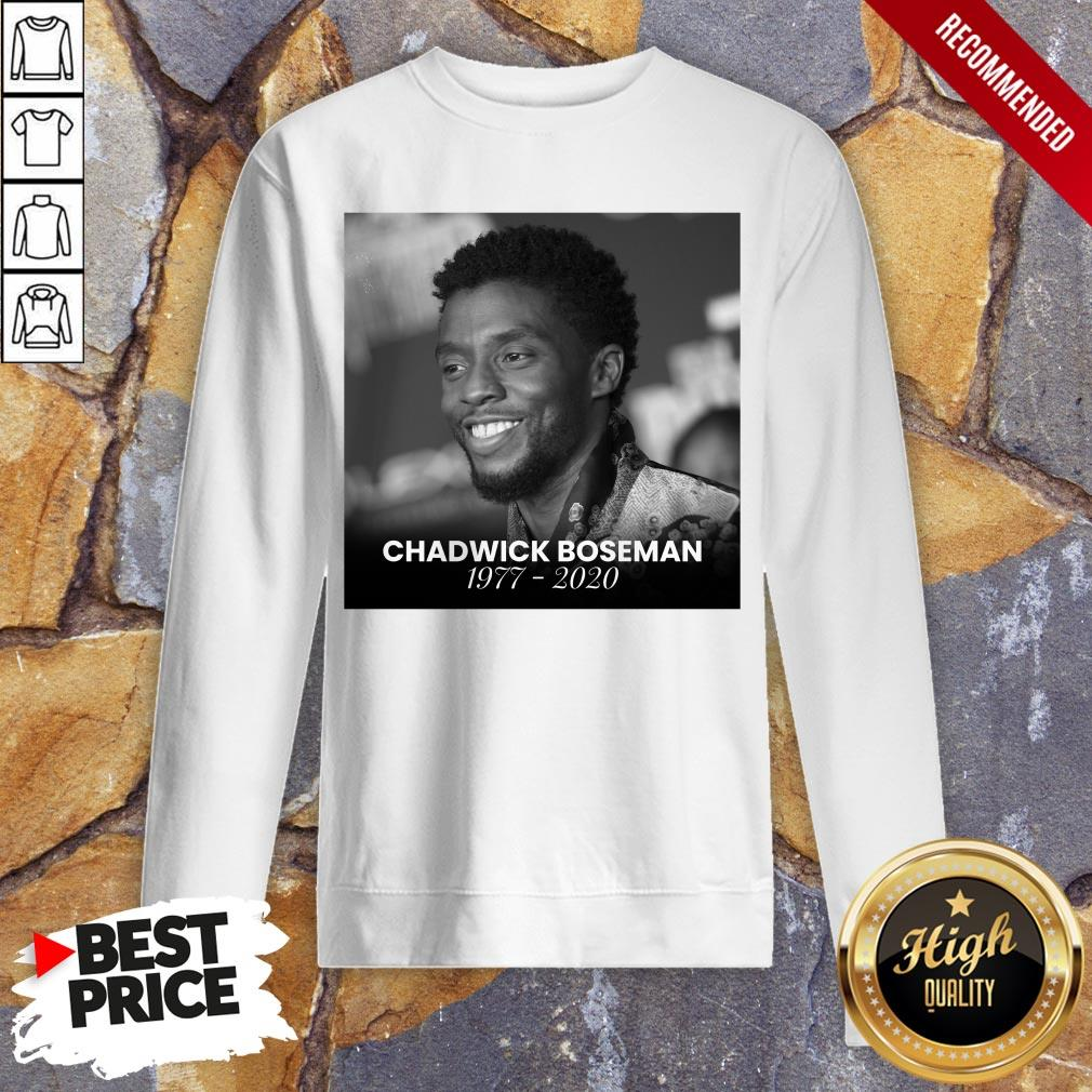 Official Rip Chadwick Boseman Sweatshirt