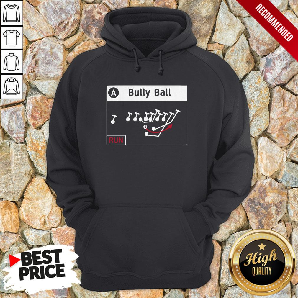 Bully Ball Ping Ping The Hoodie