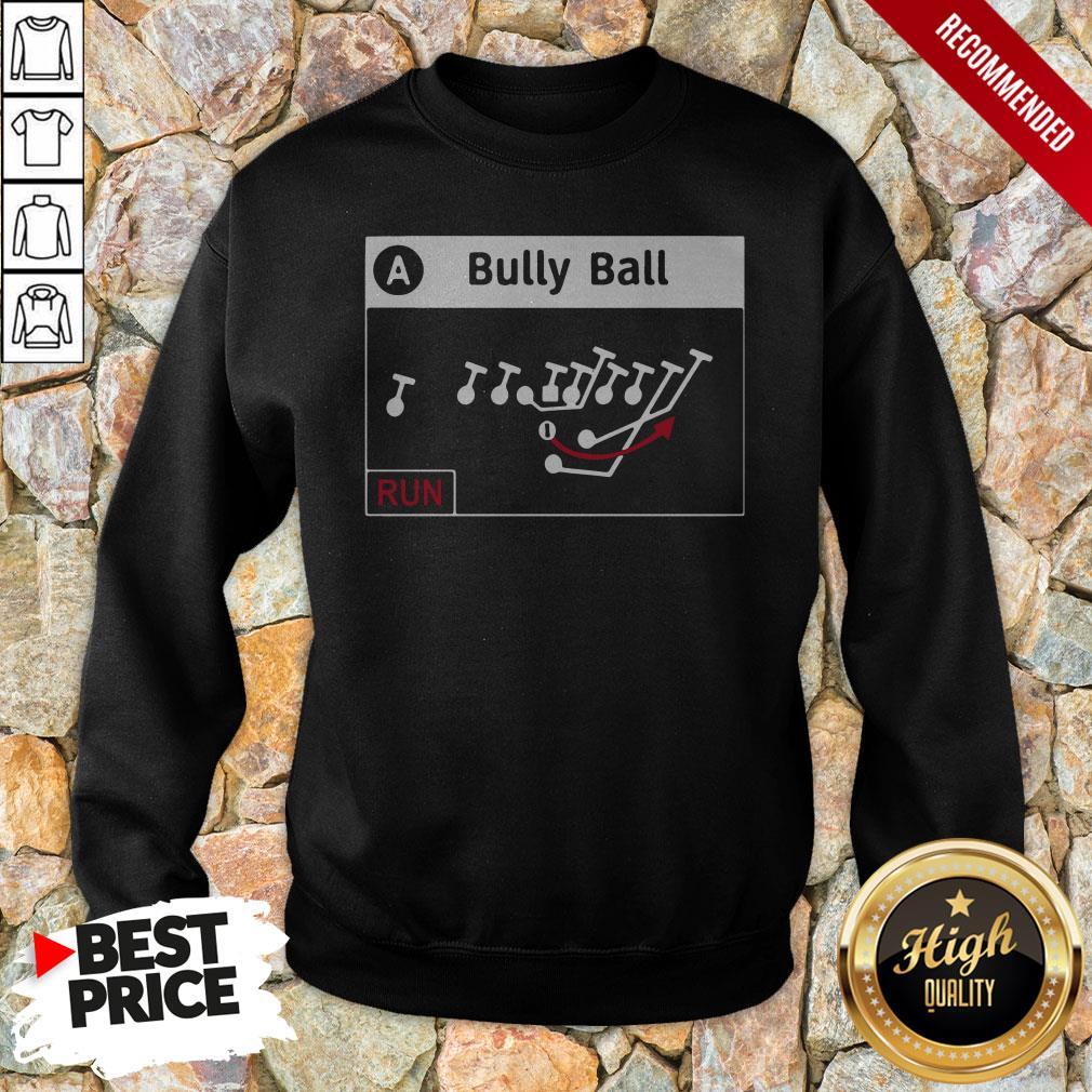 Bully Ball Ping Ping The Sweatshirt