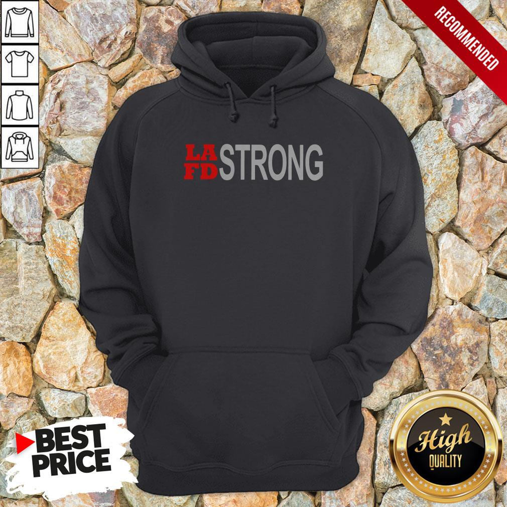 Funny LSFD Strong Hoodie