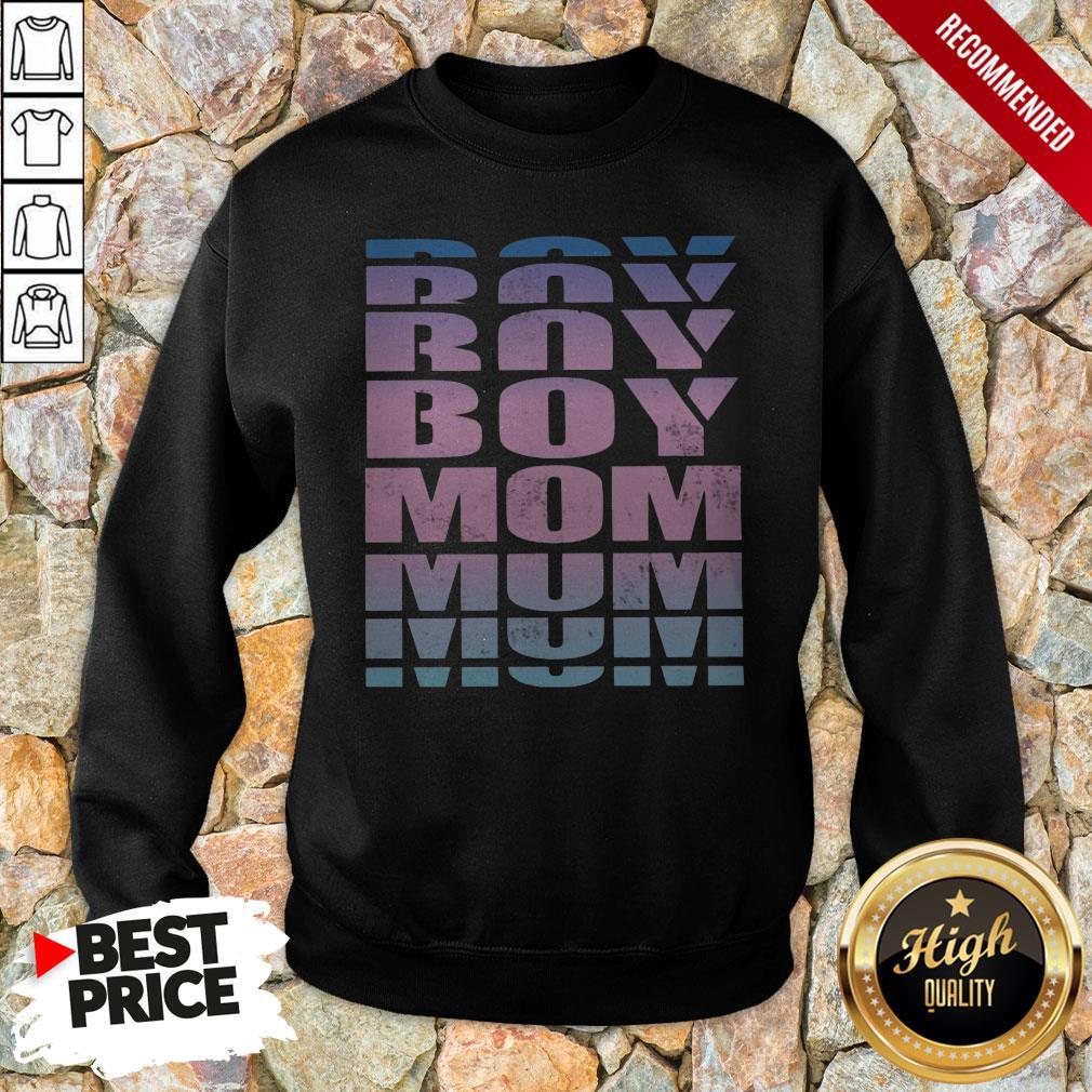 Good Boy Mom Sweatshirt