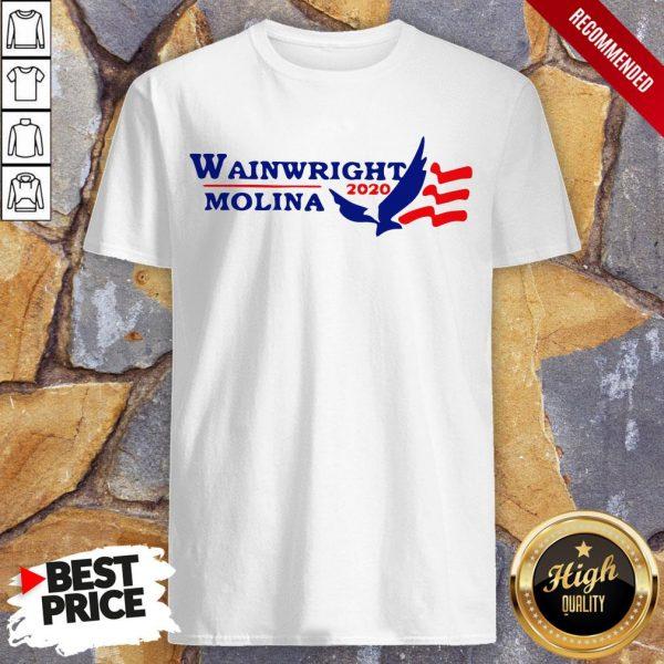 Good Wainwright Molina 2020 Shirt