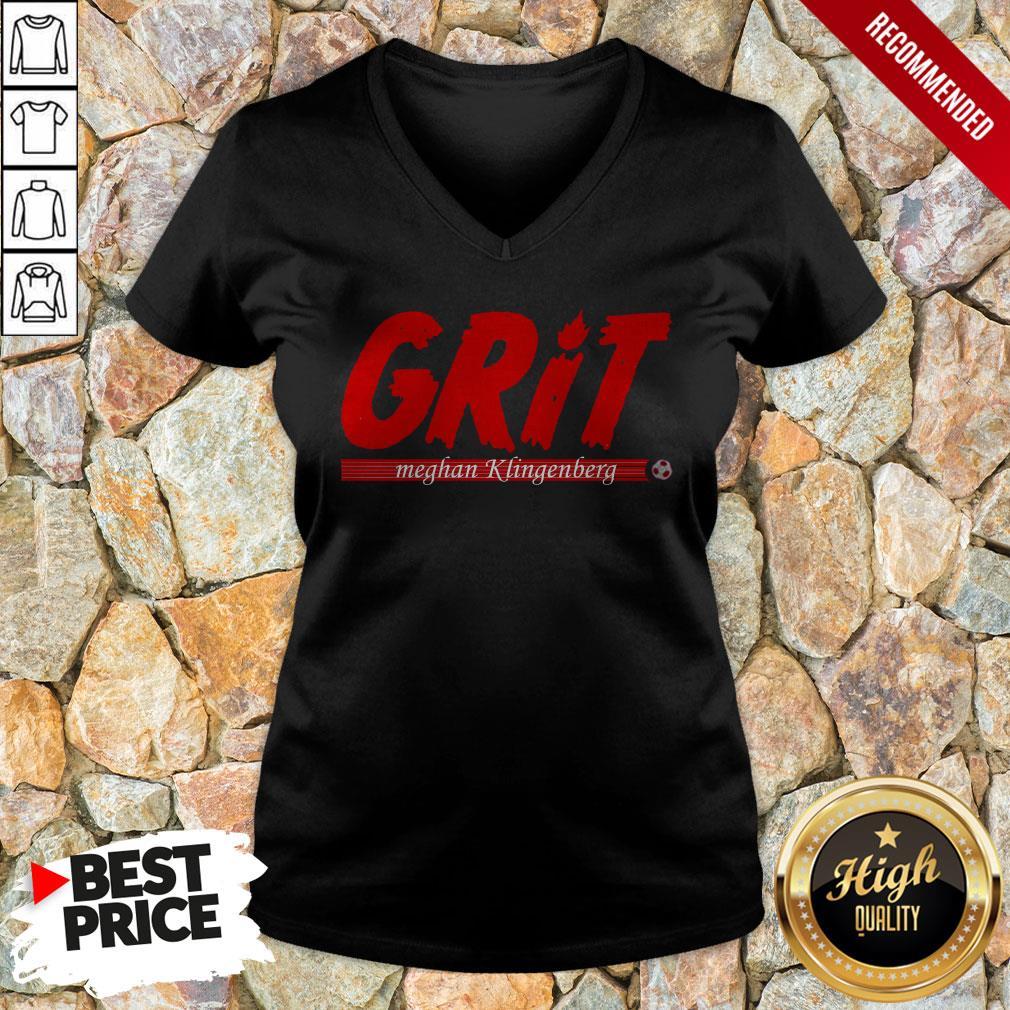 Hot Grit Meghan Klingenberg V-neck