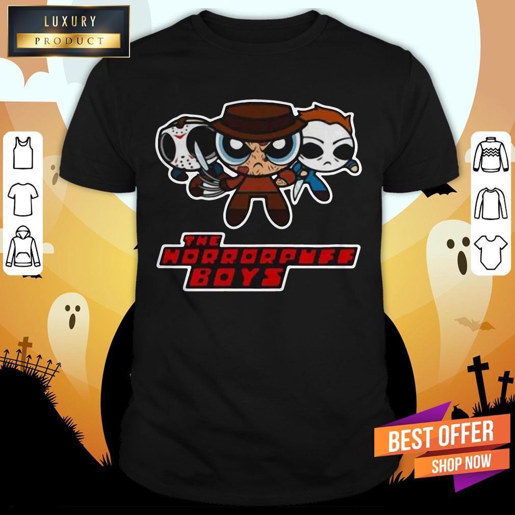 Original The Horrorpuff Boys Shirt