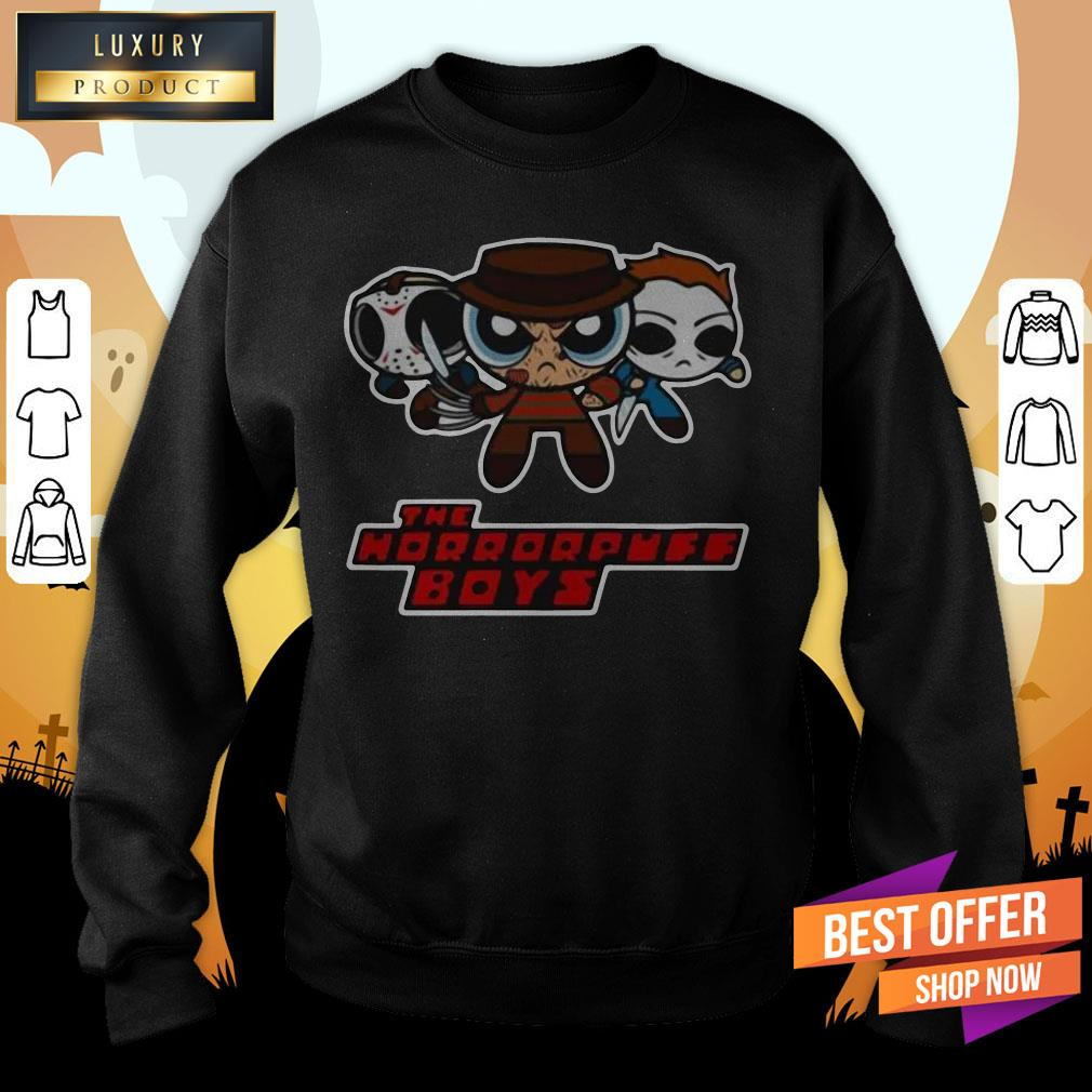 Original The Horrorpuff Boys Sweatshirt