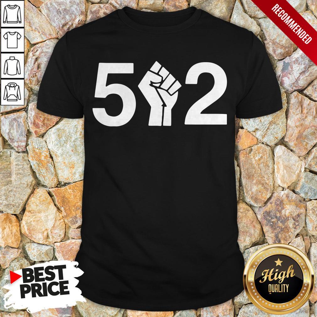 Premium 5 Fist 2 Shirt